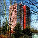 Gebäudekomplex Farbgestaltung Leverkusen