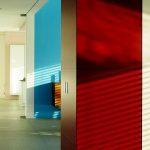 Wohnhaus am Niederrhein Farbgestaltung