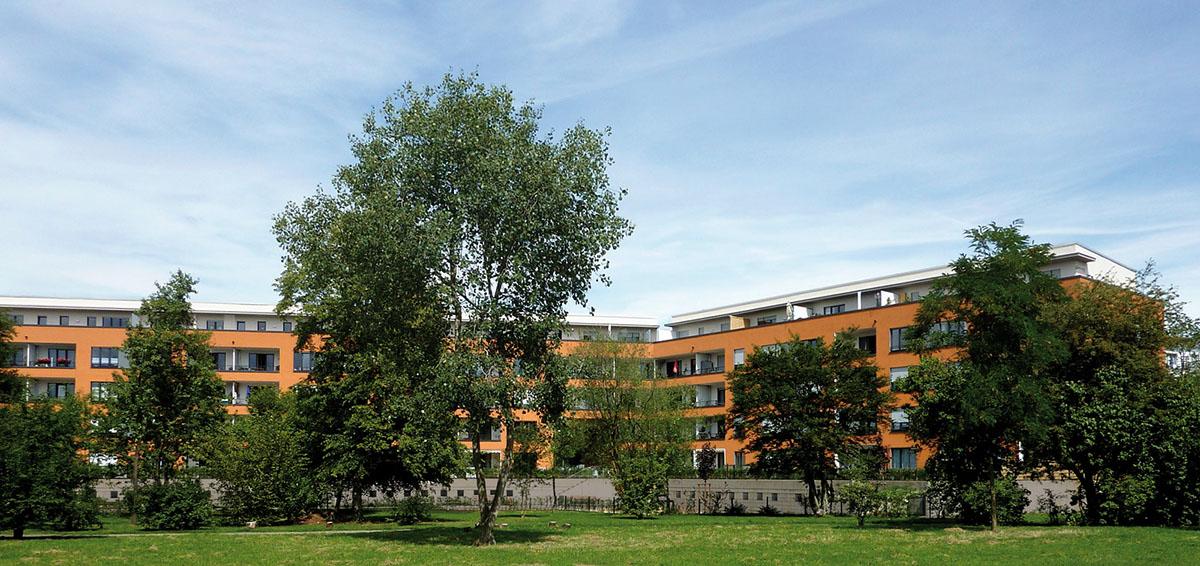Farben Entwerfen Für Architektur Projekte 1: Wohnanlage Köln