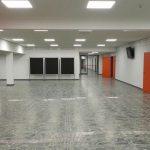 Farbgestaltung Innenraum Gesamtschule Ennigerloh