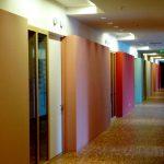 Pflegewohnheim Haus Vivo Farbgestaltung Innenansicht