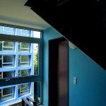 Farbgestaltung Innenraum Studentenwohnheim Wuppertal
