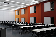 Innenraumgestaltung Schule Ennigerloh