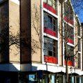 Bibliothek Stadt Dinslaken Seitenansicht