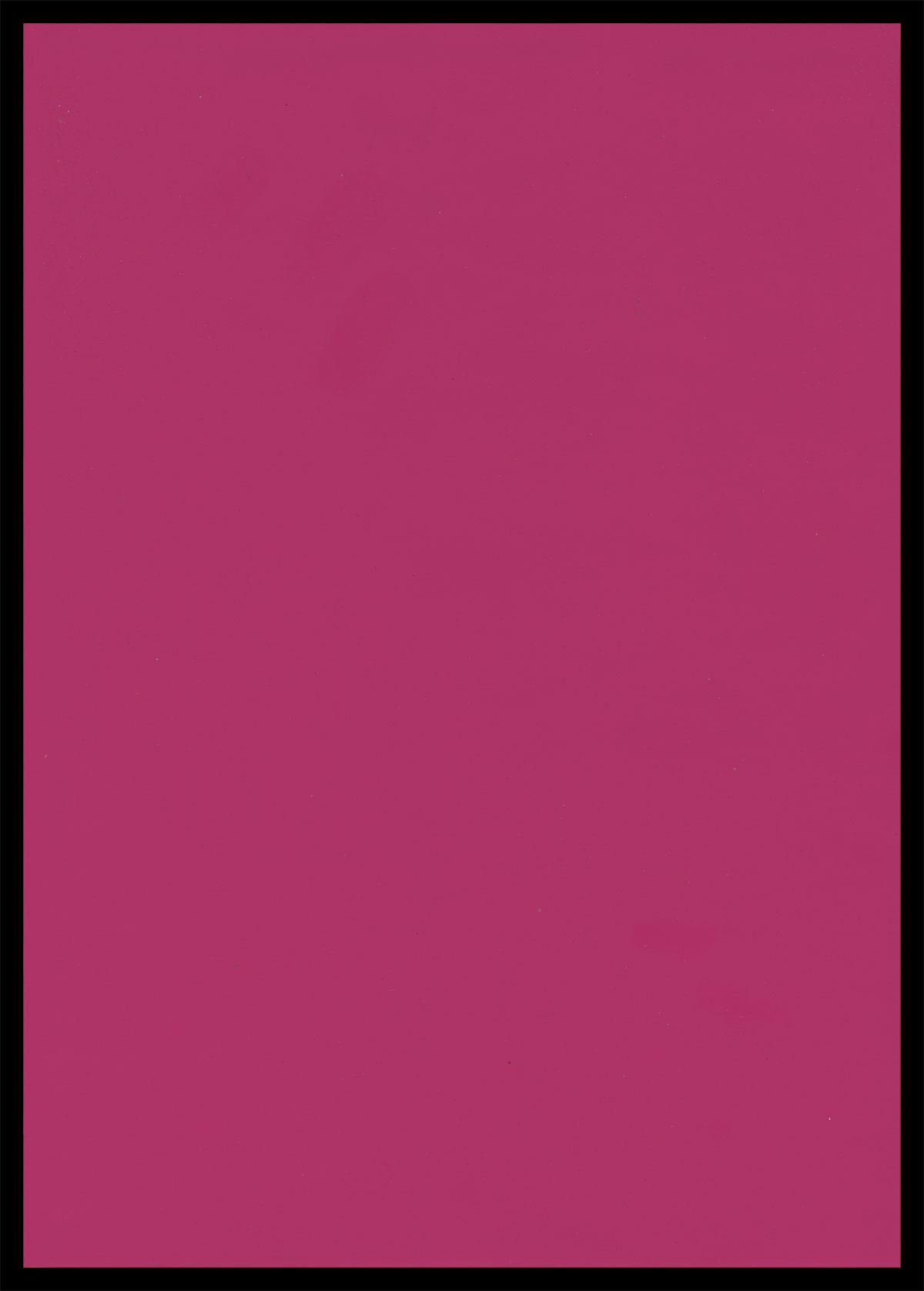 Grafik Ein magentafarbenes Rechteck umgeben von einem schwarzen Rand
