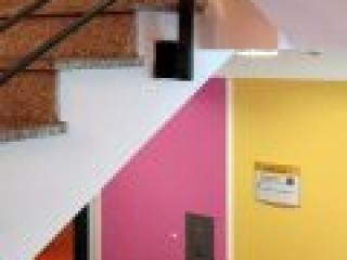 Seniorenwohnheim Bottrop Farbinnenraumgestaltung
