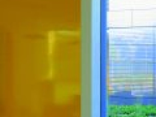 Wohnhaus Niederrhein Farbinnenraumgestaltung Detail