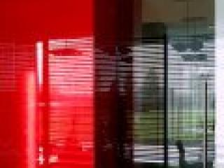 Wohnhaus Niederrhein Farbinnenraumgestaltung Arbeitszimmer