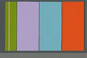 Farbgestaltung /-bemusterung in einem Besprechungszimmer von Akzo Nobel