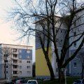 Farbgestaltung Außenfassade Wohnanlage Essen – Friedrich Schmuck