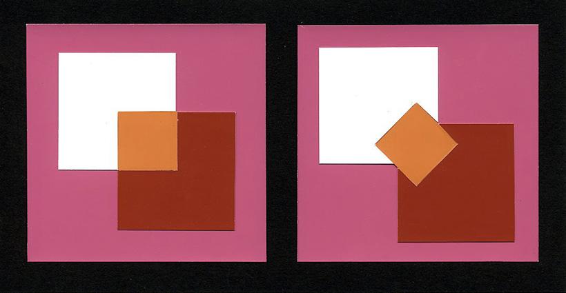 Friedrich Schmuck Farbtafel Transparente Farbe